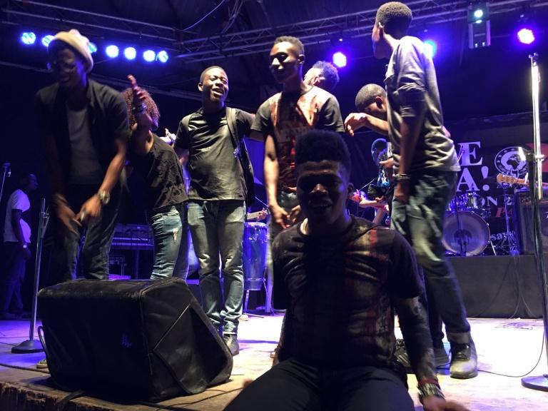 Rocktoberfest, Lagos